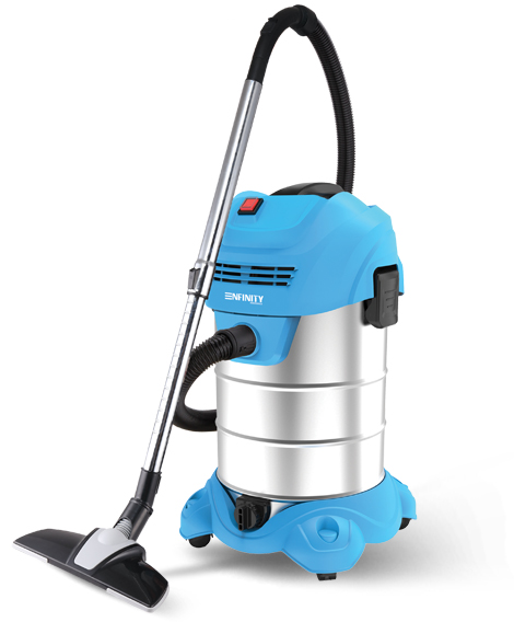 Vacuum Cleaner Wet Dry 30L